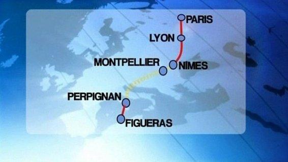 Ligne Montpellier Perpignan : Report aux calendes grecques, ce qu'en pense la CFDT dans ACCUEIL prog4048257